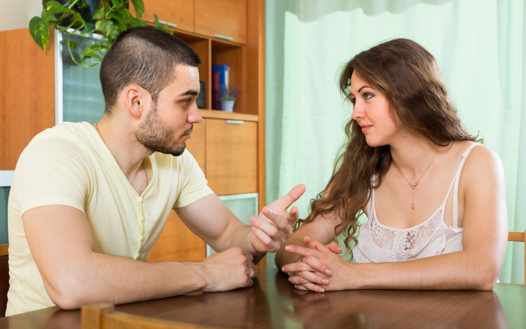 Talking to your partner about sexual concerns