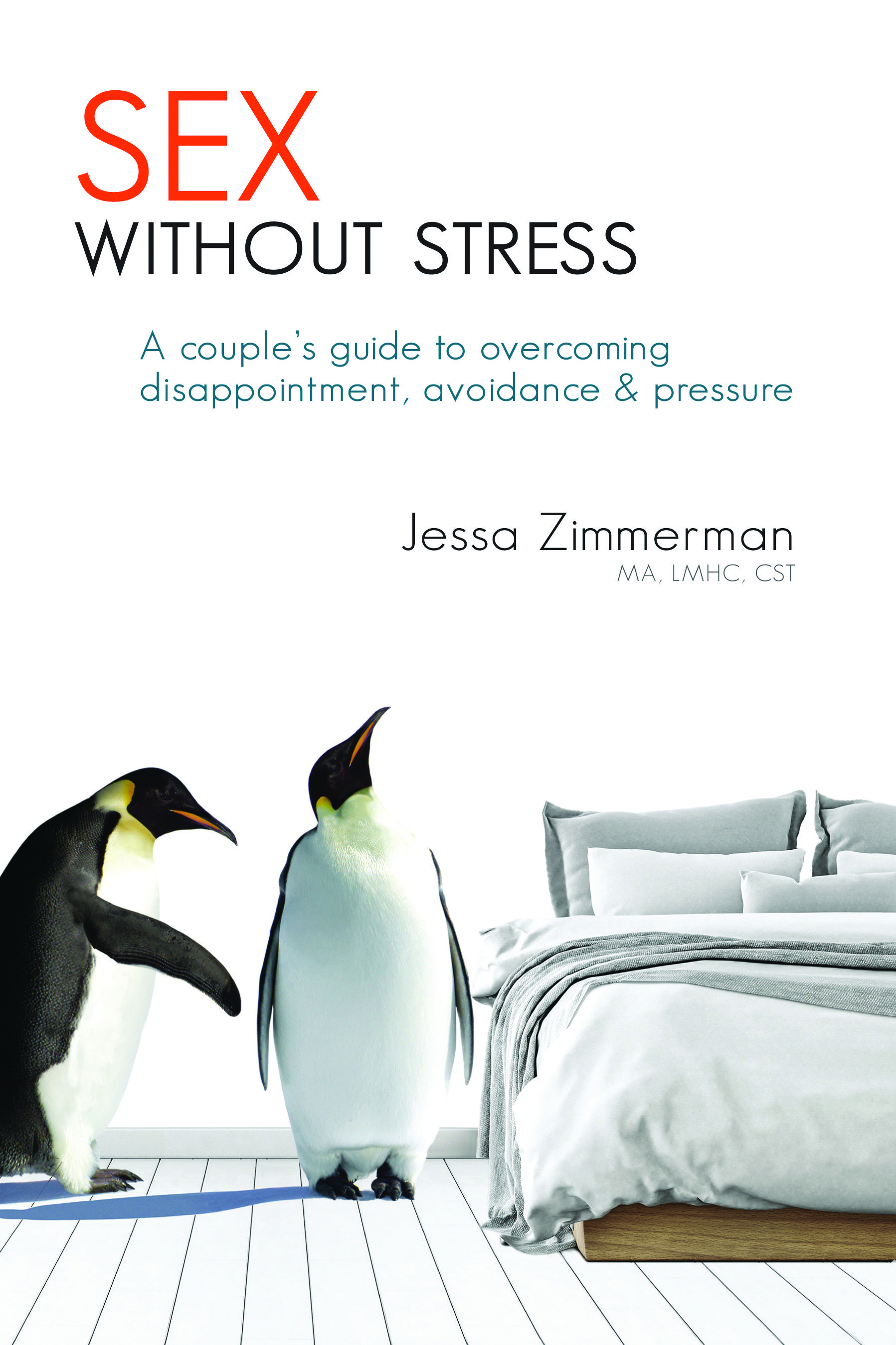Seattle Sex Therapist's book Sex Without Stress