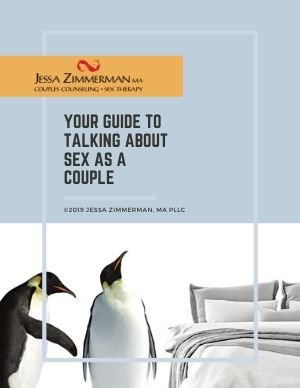 Seattle sex therapist guide to talking about sex